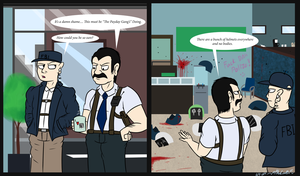 Game Fun, Payday 2: After a Heist by AlexLive97