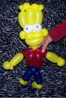 Bart Simpson by DjunKeep