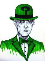 The Riddler is a Walken by In5an1ty