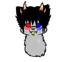 Catstuck: Solkitty //Sollux\\ by ImmaPirateARGH