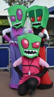 Invader Zim by SORA-FURAI