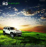 The Green Gaint by Fraawgz