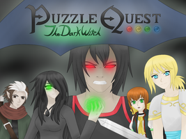 Puzzle Quest 8D by Moonlightalis
