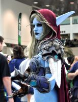 Anime Expo 2012 : Faces of Cosplay_1475 by JuniorAfro