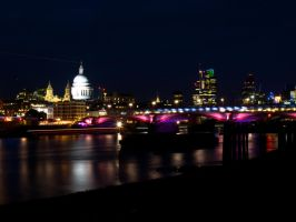 London By Night 05 - Aug 12 by mszafran