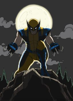 I Am Wolverine by Cindrollic