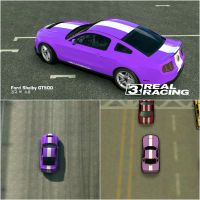 RR3 Ford Shelby GT500 'Hellenbach' customization by AlanDPark