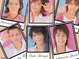 Kat-tun by Wingz-of-Hate