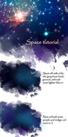 Space Tutorial by AquaGalaxy