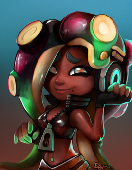 Octogirl by Epifex
