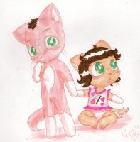 BCB Bubbies- Abbey and Molly by Bridgeotto