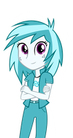 Equstria girls Aquamarine (My OC) by IamAquaMarine