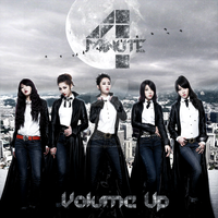 4minute - Volume Up by sachiko2189