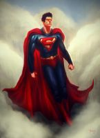 Superman by TomEdwardsConcepts