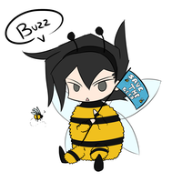 Bumble Bee Manjoume by THEChazzPrince