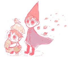 Over the Garden Wall by scpkid