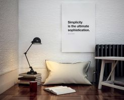 Simplicity by masin