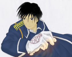 Roy Mustang by AkidaSoren