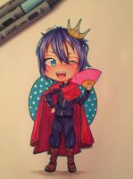 Yato - Noragami by Bluer-Blu