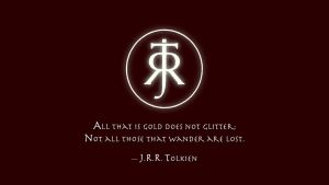 J.R.R. Tolkien Quote by RSeer