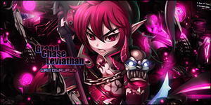 Grand Chase Leviathan by Superchris12