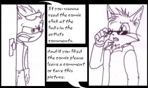 VVV FAN COMIC by PitchblackDragon
