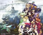 Ar Tonelico 2 charas Wallpaper by Chimee