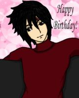 Happy +early+ Birthday by Kay-is-Dreaming