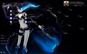 BRS rainmeter by EvannGeo