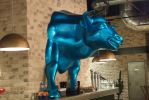 THE BLUE BULL by isabelle13280