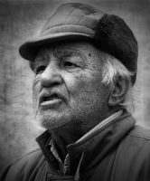 Old manII by psdlights