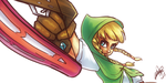 + Quick Doodle - Linkle + by KyseL