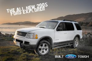 Ford Explorer by Shmithers