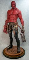 Hellboy 2 by mangrasshopper