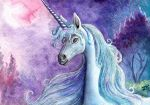 The Last Unicorn by zarielcharoitite