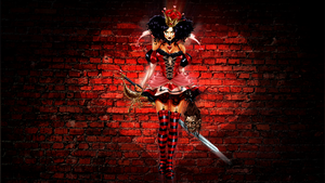 Queen of Hearts by LisaEmisa