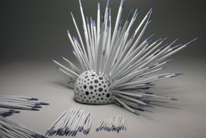 Urchin Disassembled by Xaure