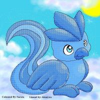 Chibi Articuno by Sacura