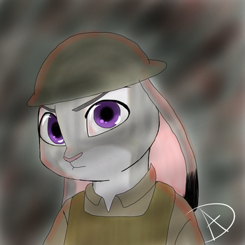 Private Judy by Lucky13spirits