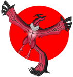 Yveltal by Dracolord