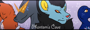 Phantom's Cove Banner by xXAuraTaurusXx