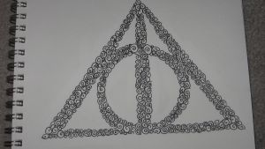 The  Deathly Hallows by muggleotter