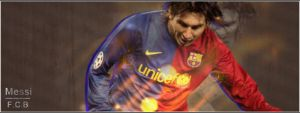 messi  _ XD - by kingsol04
