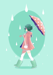 Rainy by Edalie-chan