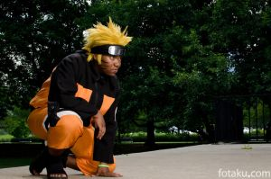 Naruto - Scouting the Area by roxastuskiomi