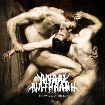 Anaal Nathrakh / The Whole of The Law - Color by Visutox