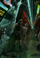 S.O.S. - Outcast Sector by Van-Syl-Production