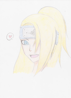 Deidara loves you by ShimoXxLee