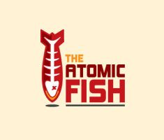 The Atomic Fish by snakkDesign