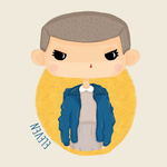 Eleven/Stranger Things by RLotus